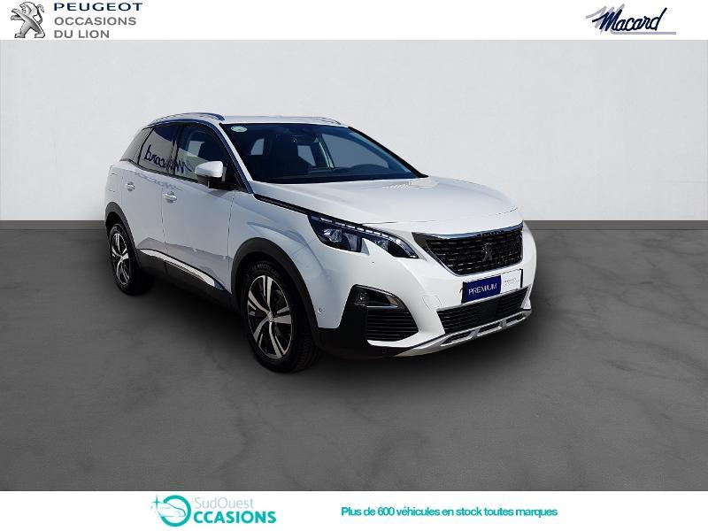 Photo 3 de l'offre de Peugeot 3008 1.5 BlueHDi 130ch E6.c Allure Business S&S à 29 800 € chez SudOuest Occasions