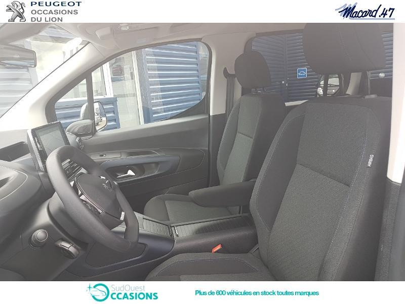Photo 9 de l'offre de Peugeot Rifter BlueHDi 100ch Long Allure à 24 990 € chez SudOuest Occasions