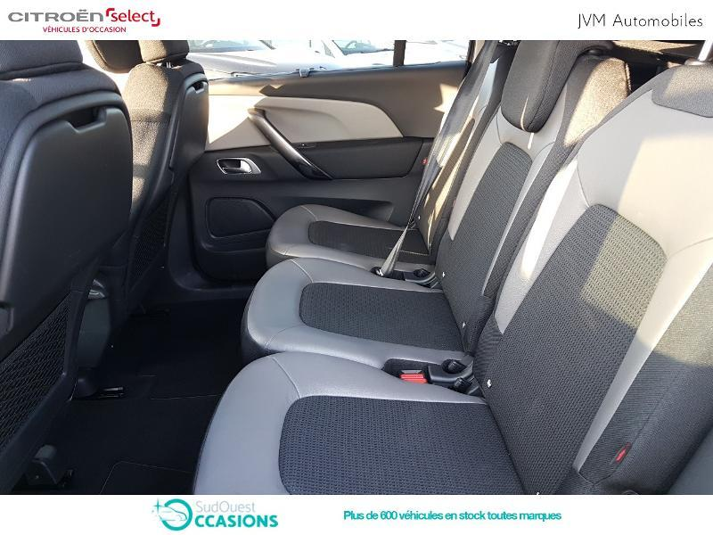 Photo 10 de l'offre de Citroën Grand C4 SpaceTourer BlueHDi 130ch S&S Shine EAT8 E6.d-TEMP à 26 990 € chez SudOuest Occasions