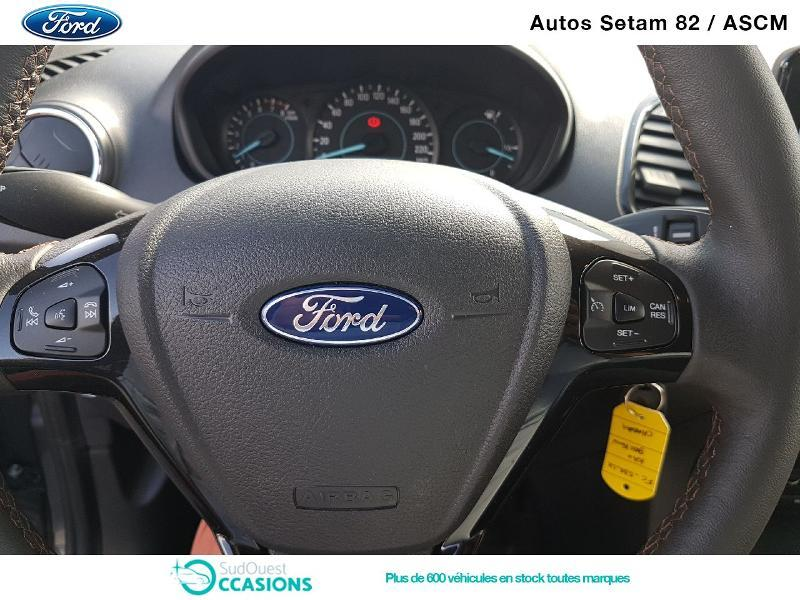 Photo 8 de l'offre de Ford Ka+ Active 1.2 Ti-VCT 85ch S&S à 12 990 € chez SudOuest Occasions