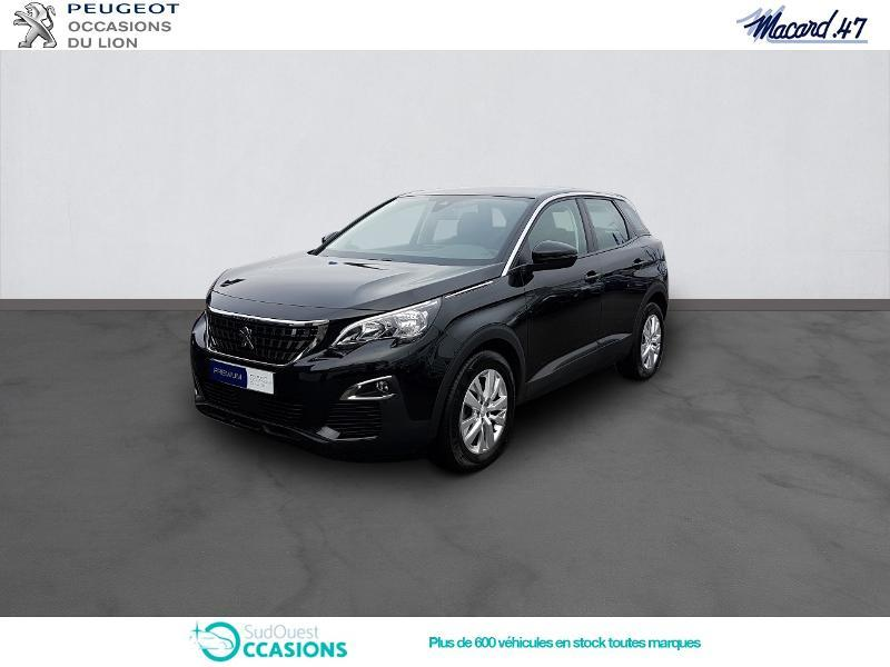 Photo 1 de l'offre de Peugeot 3008 1.5 BlueHDi 130ch E6.c Active S&S à 25 990 € chez SudOuest Occasions