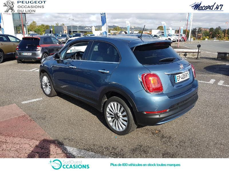 Photo 7 de l'offre de Fiat 500X 1.3 Multijet 16v 95ch Lounge à 14 990 € chez SudOuest Occasions