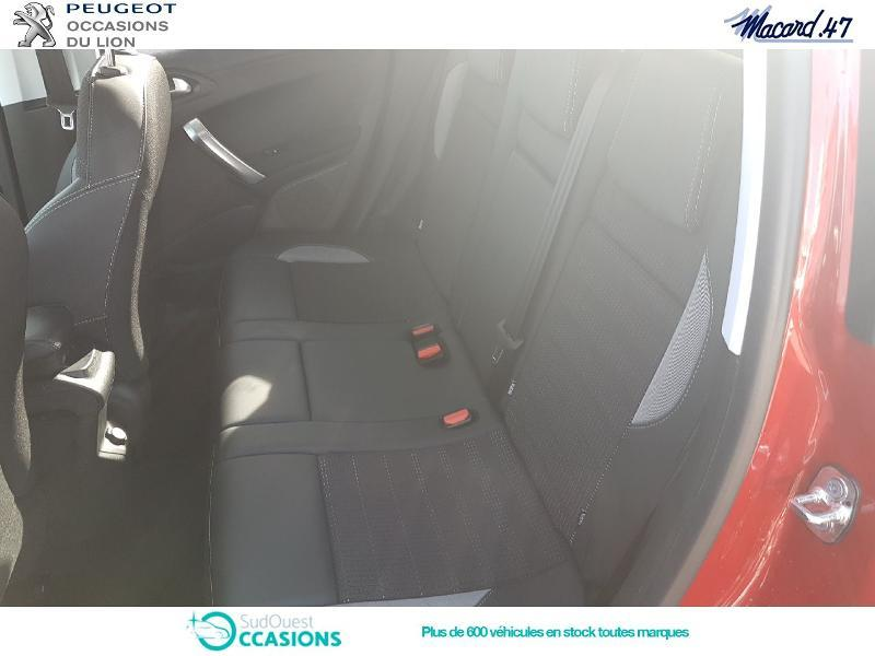 Photo 10 de l'offre de Peugeot 2008 1.2 PureTech 110ch Allure S&S EAT6 à 19 990 € chez SudOuest Occasions