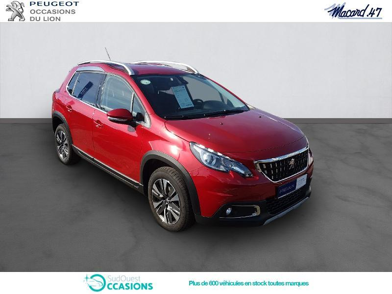 Photo 3 de l'offre de Peugeot 2008 1.2 PureTech 110ch Allure S&S EAT6 à 19 990 € chez SudOuest Occasions