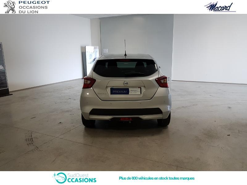 Photo 5 de l'offre de Nissan Micra 0.9 IG-T 90ch N-Connecta 2018 Euro6c à 14 890 € chez SudOuest Occasions