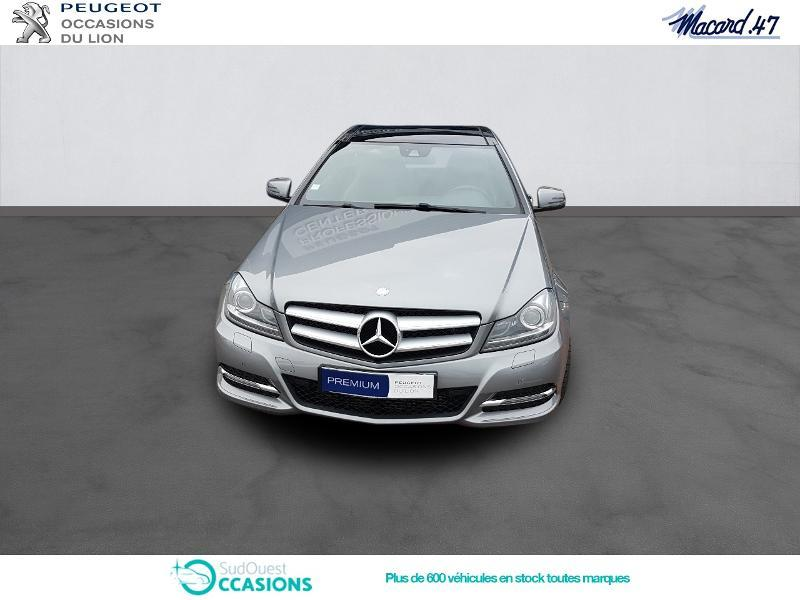 Photo 2 de l'offre de Mercedes-Benz Classe C Coupe 220 CDI Executive 7GTronic à 20 990 € chez SudOuest Occasions