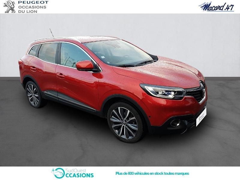 Photo 3 de l'offre de Renault Kadjar 1.2 TCe 130ch energy Edition One à 14 990 € chez SudOuest Occasions