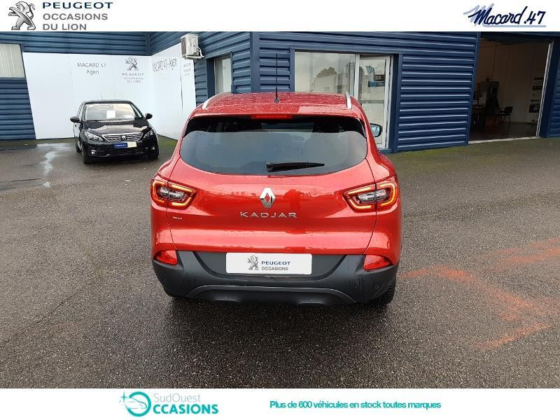 Photo 5 de l'offre de Renault Kadjar 1.2 TCe 130ch energy Edition One à 14 990 € chez SudOuest Occasions