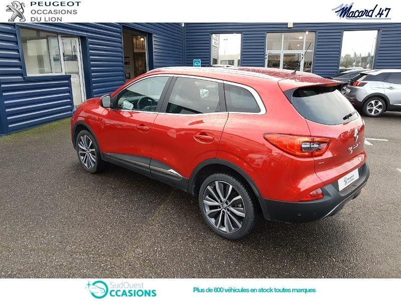 Photo 7 de l'offre de Renault Kadjar 1.2 TCe 130ch energy Edition One à 14 990 € chez SudOuest Occasions