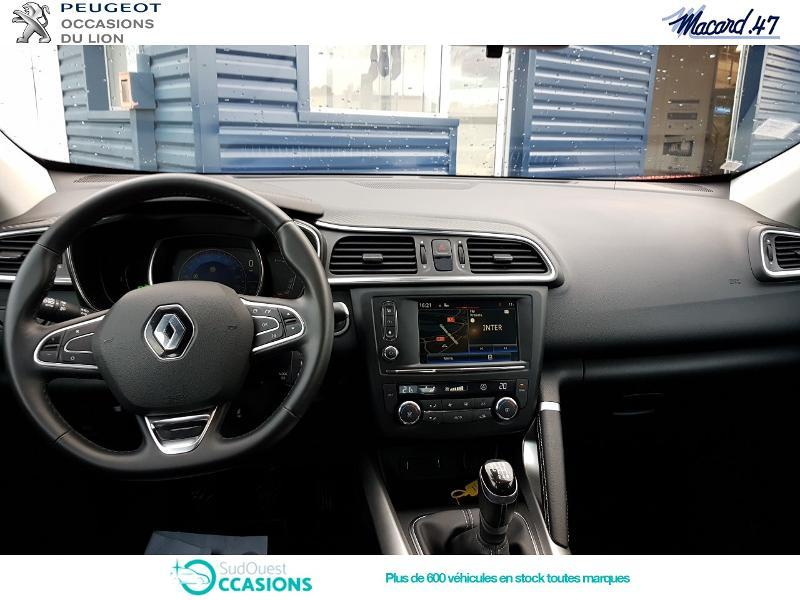 Photo 8 de l'offre de Renault Kadjar 1.2 TCe 130ch energy Edition One à 14 990 € chez SudOuest Occasions