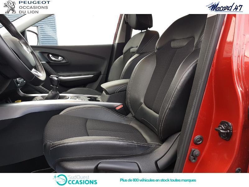 Photo 9 de l'offre de Renault Kadjar 1.2 TCe 130ch energy Edition One à 14 990 € chez SudOuest Occasions