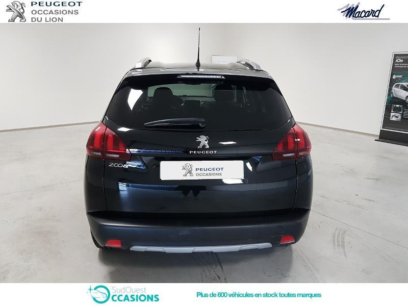 Photo 5 de l'offre de Peugeot 2008 1.2 PureTech 110ch E6.c Allure S&S EAT6 à 19 890 € chez SudOuest Occasions