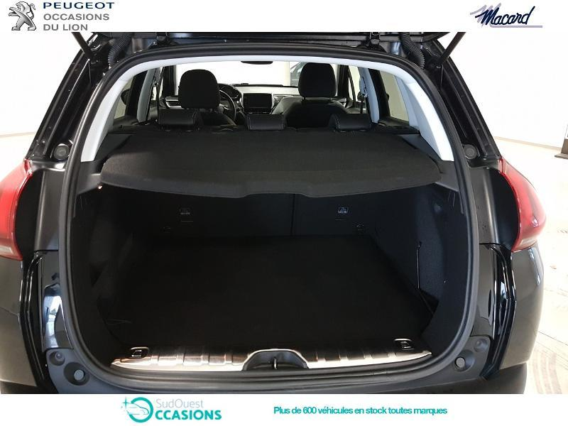 Photo 6 de l'offre de Peugeot 2008 1.2 PureTech 110ch E6.c Allure S&S EAT6 à 19 890 € chez SudOuest Occasions