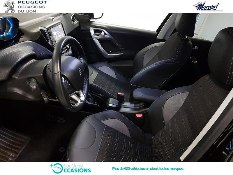 Photo 9 de l'offre de Peugeot 2008 1.2 PureTech 110ch E6.c Allure S&S EAT6 à 19 890 € chez SudOuest Occasions