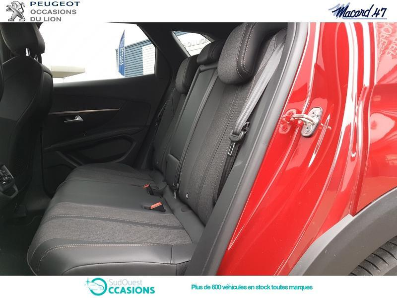 Photo 10 de l'offre de Peugeot 3008 1.5 BlueHDi 130ch E6.c GT Line S&S EAT8 à 32 990 € chez SudOuest Occasions