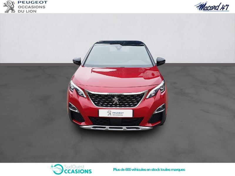 Photo 2 de l'offre de Peugeot 3008 1.5 BlueHDi 130ch E6.c GT Line S&S EAT8 à 32 990 € chez SudOuest Occasions
