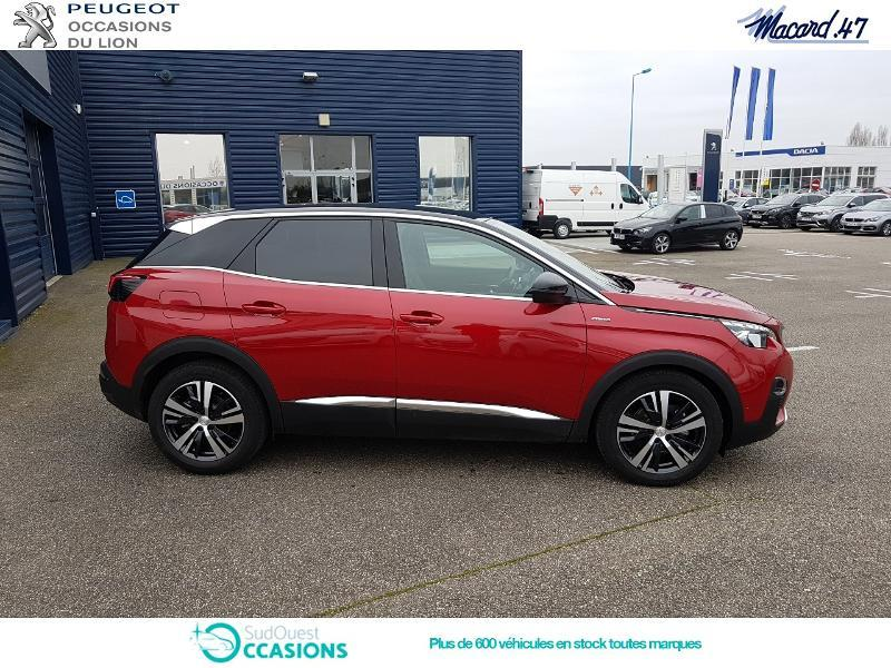 Photo 4 de l'offre de Peugeot 3008 1.5 BlueHDi 130ch E6.c GT Line S&S EAT8 à 32 990 € chez SudOuest Occasions