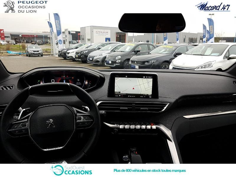 Photo 8 de l'offre de Peugeot 3008 1.5 BlueHDi 130ch E6.c GT Line S&S EAT8 à 32 990 € chez SudOuest Occasions