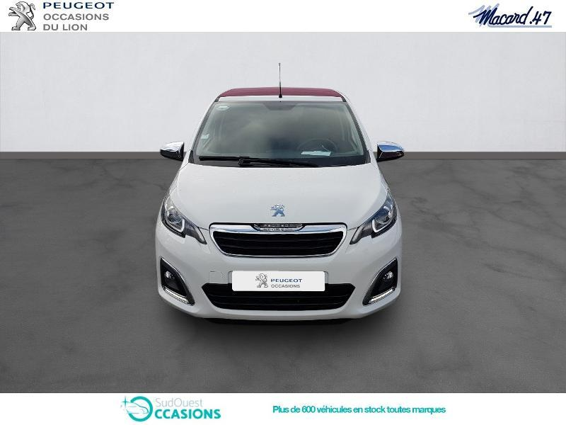 Photo 2 de l'offre de Peugeot 108 1.2 PureTech Allure Top 3p à 9 990 € chez SudOuest Occasions