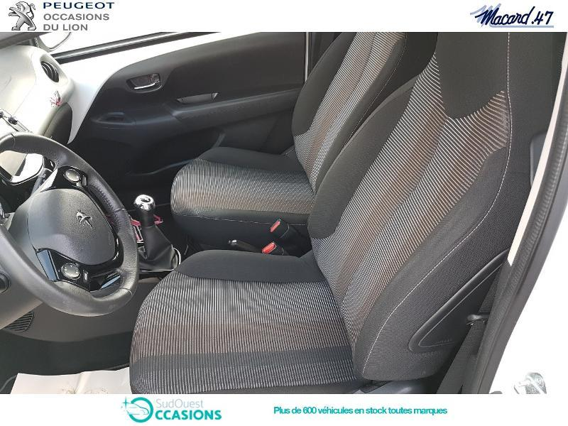 Photo 9 de l'offre de Peugeot 108 1.2 PureTech Allure Top 3p à 9 990 € chez SudOuest Occasions