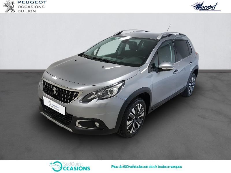 Photo 1 de l'offre de Peugeot 2008 1.2 PureTech 110ch Allure S&S EAT6 à 18 900 € chez SudOuest Occasions