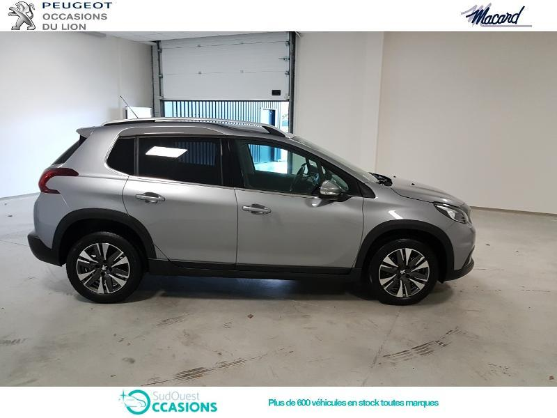 Photo 4 de l'offre de Peugeot 2008 1.2 PureTech 110ch Allure S&S EAT6 à 18 900 € chez SudOuest Occasions