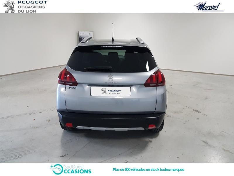 Photo 5 de l'offre de Peugeot 2008 1.2 PureTech 110ch Allure S&S EAT6 à 18 900 € chez SudOuest Occasions