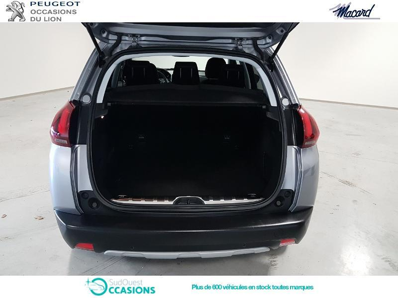 Photo 6 de l'offre de Peugeot 2008 1.2 PureTech 110ch Allure S&S EAT6 à 18 900 € chez SudOuest Occasions