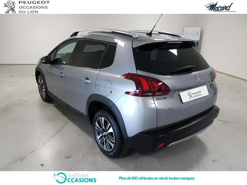 Photo 7 de l'offre de Peugeot 2008 1.2 PureTech 110ch Allure S&S EAT6 à 18 900 € chez SudOuest Occasions