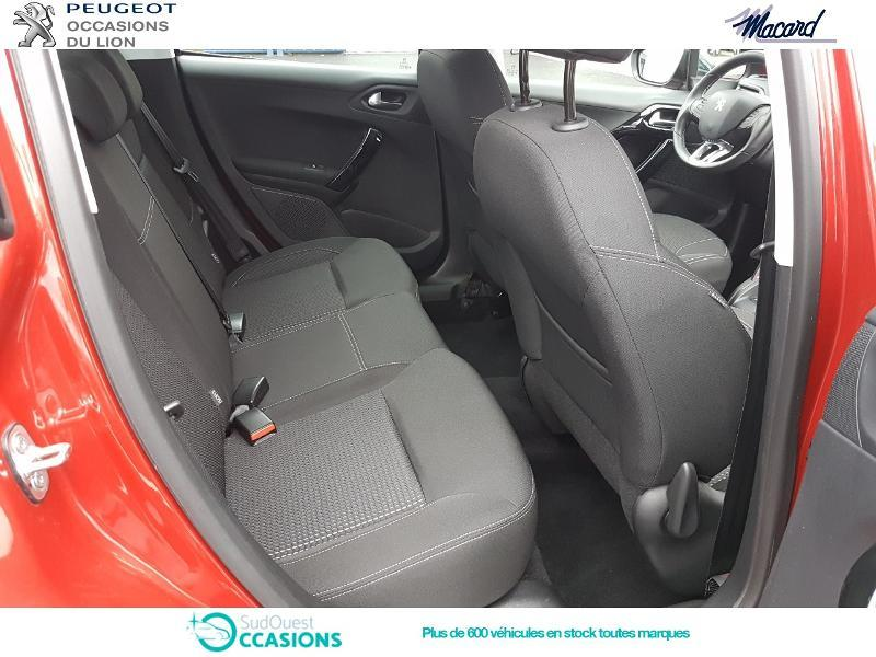 Photo 10 de l'offre de Peugeot 208 1.2 PureTech 110ch Allure S&S EAT6 5cv 5p à 15 490 € chez SudOuest Occasions