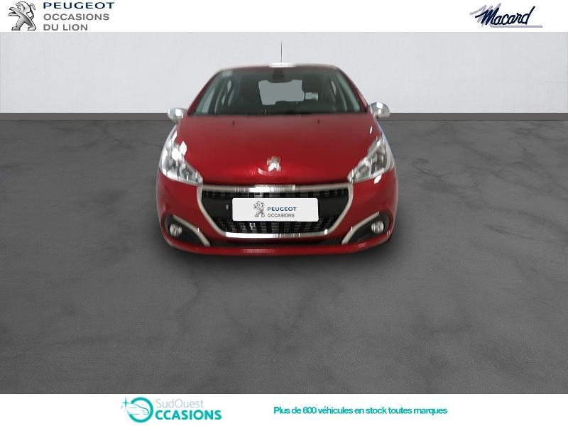 Photo 2 de l'offre de Peugeot 208 1.2 PureTech 110ch Allure S&S EAT6 5cv 5p à 15 490 € chez SudOuest Occasions