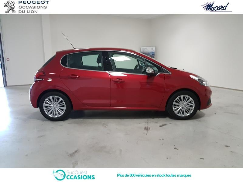 Photo 4 de l'offre de Peugeot 208 1.2 PureTech 110ch Allure S&S EAT6 5cv 5p à 15 490 € chez SudOuest Occasions