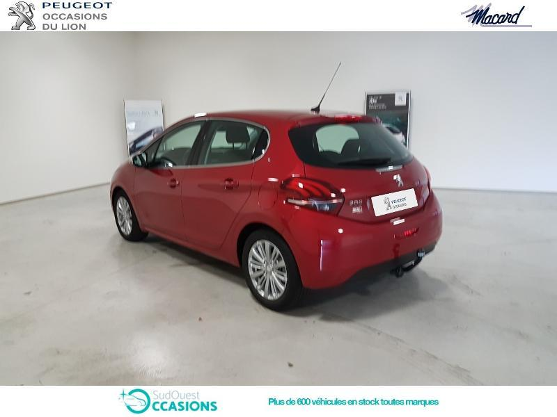 Photo 7 de l'offre de Peugeot 208 1.2 PureTech 110ch Allure S&S EAT6 5cv 5p à 15 490 € chez SudOuest Occasions