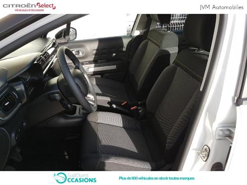 Photo 7 de l'offre de Citroën C3 PureTech 110ch Feel S&S E6.d-TEMP à 14 790 € chez SudOuest Occasions