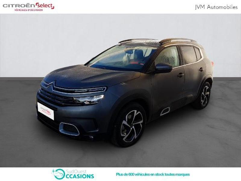 Photo 1 de l'offre de Citroën C5 Aircross BlueHDi 130ch S&S Feel EAT8 à 28 590 € chez SudOuest Occasions