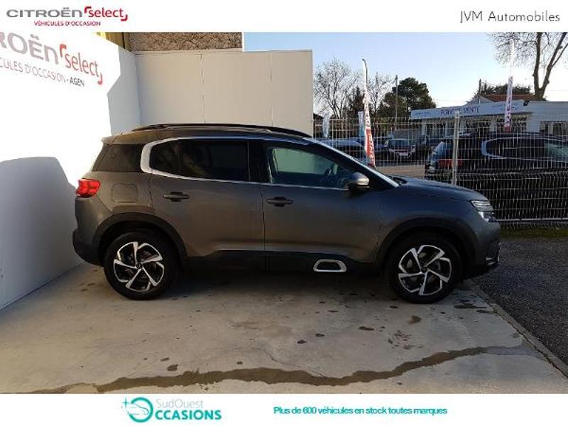 Photo 2 de l'offre de Citroën C5 Aircross BlueHDi 130ch S&S Feel EAT8 à 28 590 € chez SudOuest Occasions