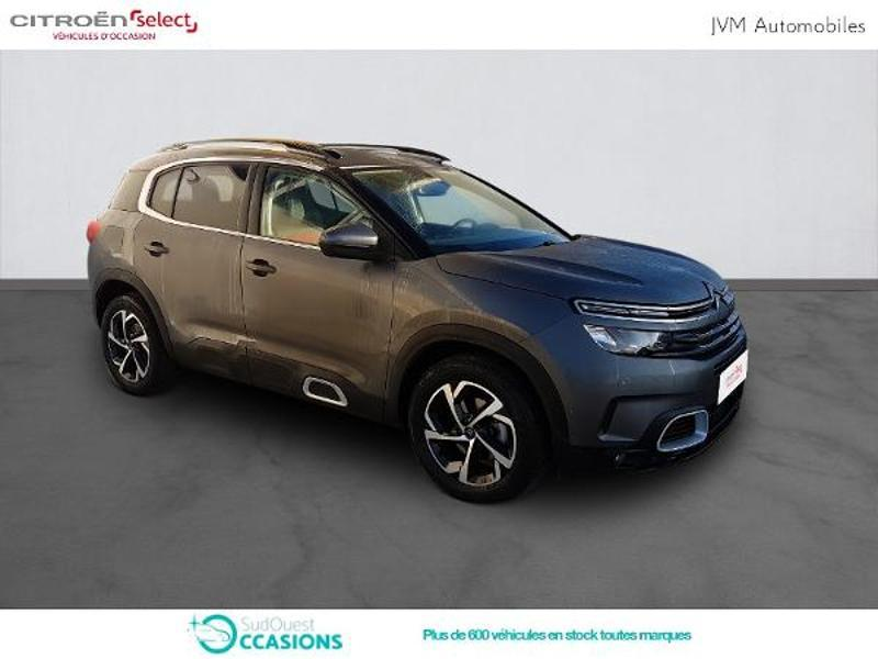 Photo 5 de l'offre de Citroën C5 Aircross BlueHDi 130ch S&S Feel EAT8 à 28 590 € chez SudOuest Occasions