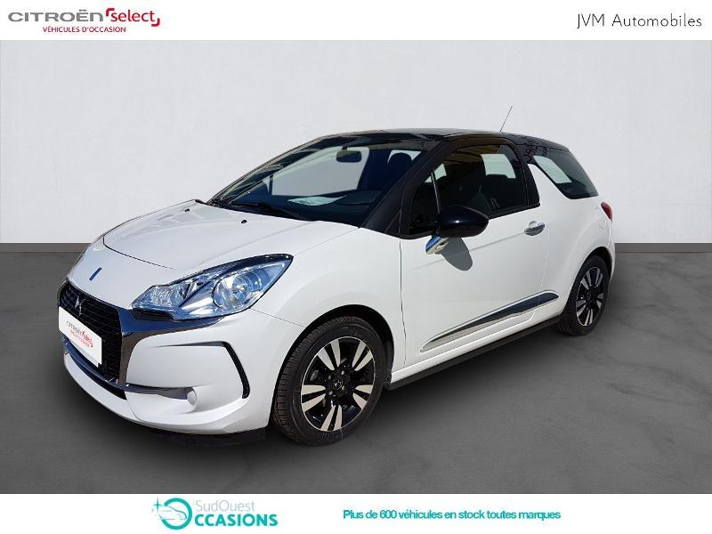 Photo 1 de l'offre de Ds DS 3 BlueHDi 100ch Be Chic S&S à 13 490 € chez SudOuest Occasions