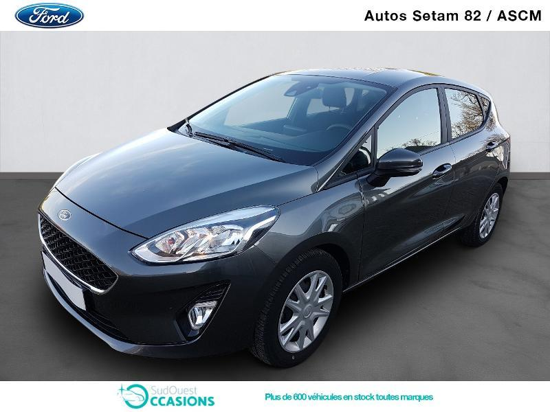 Photo 1 de l'offre de Ford Fiesta 1.1 85ch Trend Business Nav 5p à 11 480 € chez SudOuest Occasions