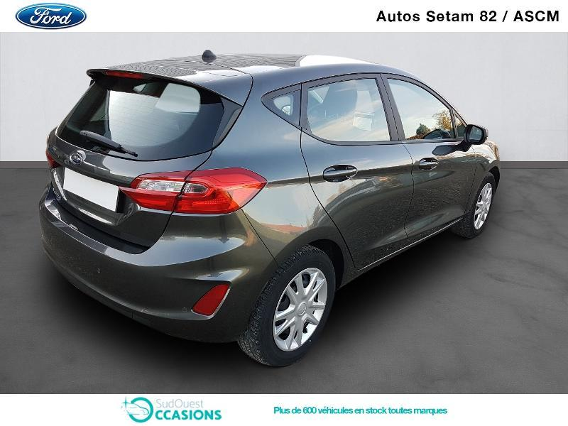 Photo 3 de l'offre de Ford Fiesta 1.1 85ch Trend Business Nav 5p à 11 480 € chez SudOuest Occasions