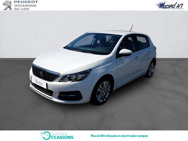 Photo 1 de l'offre de Peugeot 308 1.6 BlueHDi 100ch S&S Active à 16 990 € chez SudOuest Occasions