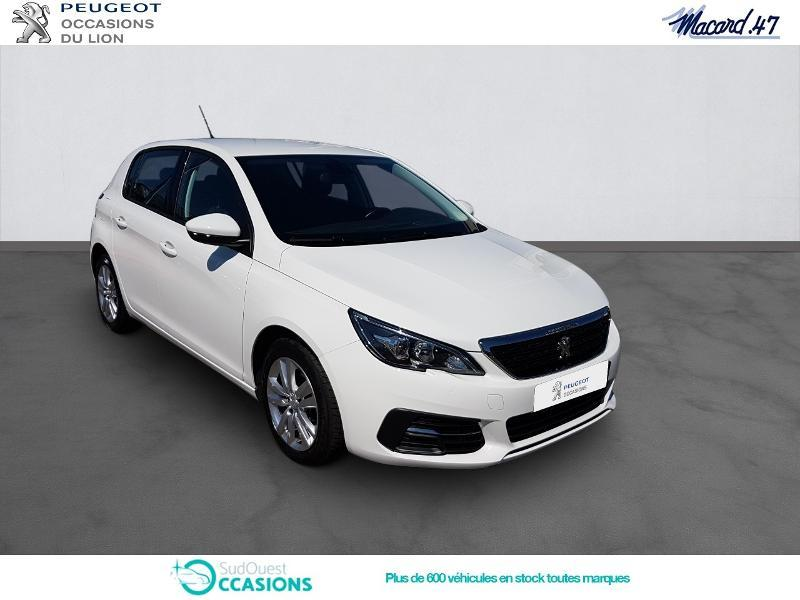 Photo 3 de l'offre de Peugeot 308 1.6 BlueHDi 100ch S&S Active à 16 990 € chez SudOuest Occasions