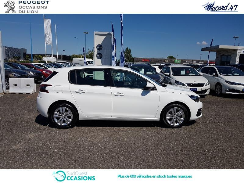 Photo 4 de l'offre de Peugeot 308 1.6 BlueHDi 100ch S&S Active à 16 990 € chez SudOuest Occasions