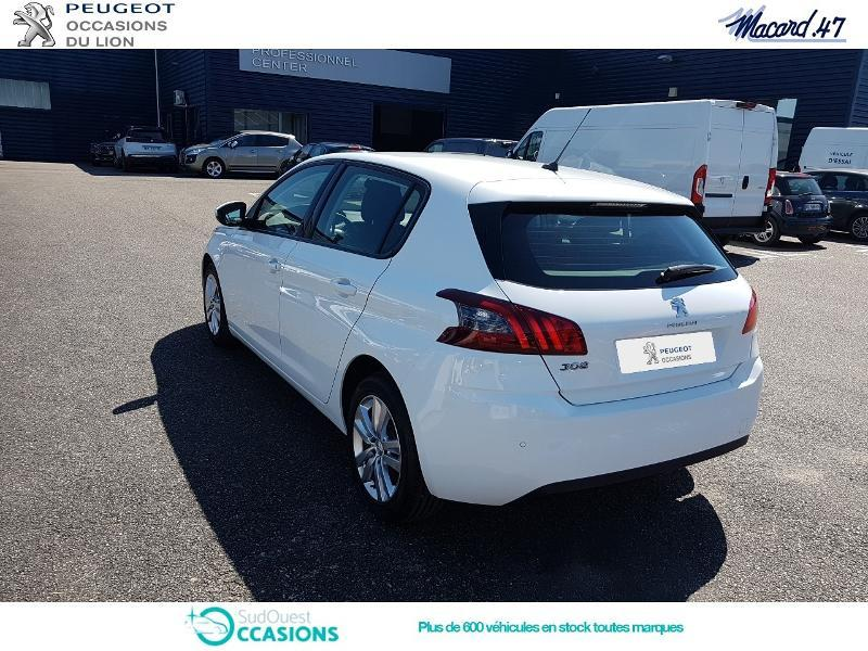 Photo 7 de l'offre de Peugeot 308 1.6 BlueHDi 100ch S&S Active à 16 990 € chez SudOuest Occasions