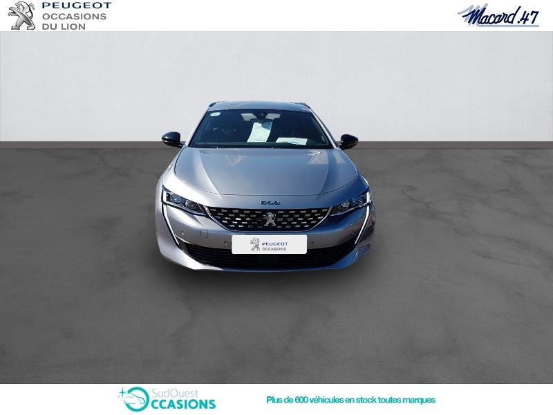 Photo 2 de l'offre de Peugeot 508 SW BlueHDi 180ch S&S GT Line EAT8 à 33 500 € chez SudOuest Occasions