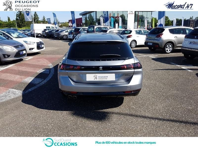 Photo 5 de l'offre de Peugeot 508 SW BlueHDi 180ch S&S GT Line EAT8 à 33 500 € chez SudOuest Occasions