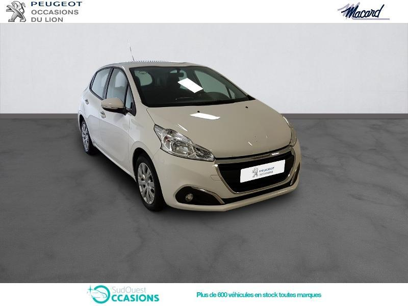 Photo 3 de l'offre de Peugeot 208 Affaire 1.6 BlueHDi 100ch Premium Pack à 8 990 € chez SudOuest Occasions