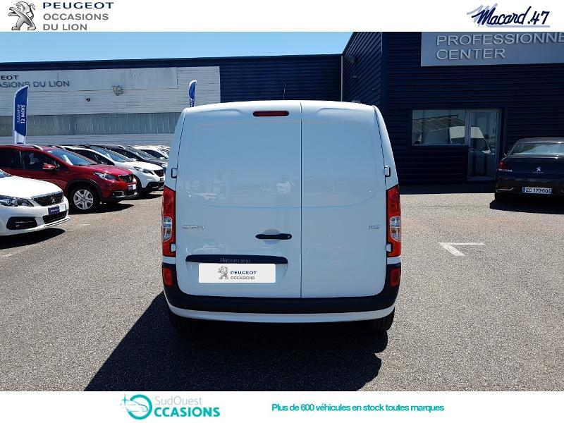 Photo 5 de l'offre de Mercedes-Benz Citan 112 ESS Long Select Euro6 à 13 990 € chez SudOuest Occasions