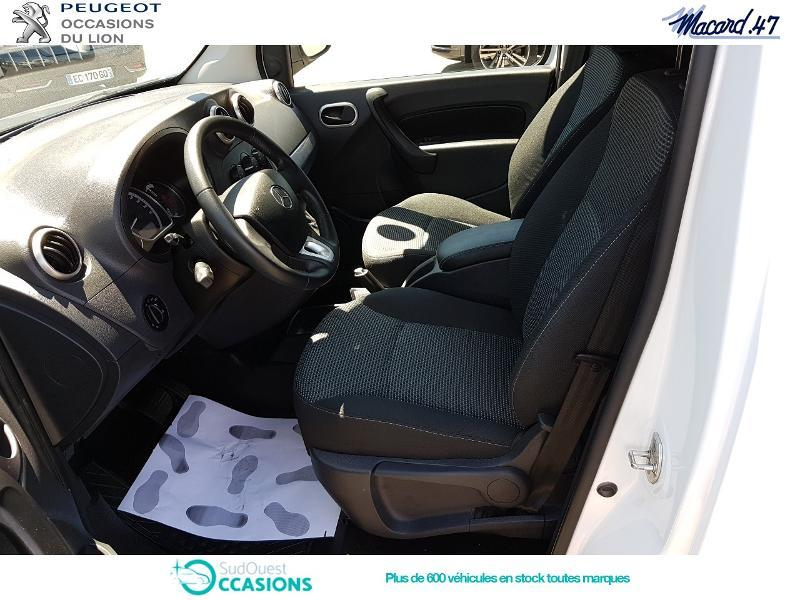Photo 9 de l'offre de Mercedes-Benz Citan 112 ESS Long Select Euro6 à 13 990 € chez SudOuest Occasions