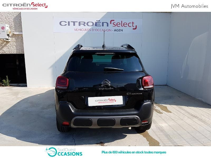 Photo 5 de l'offre de Citroën C3 Aircross BlueHDi 100ch S&S Shine E6.d-TEMP à 18 390 € chez SudOuest Occasions